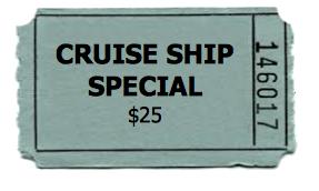 Cruise Ship Special