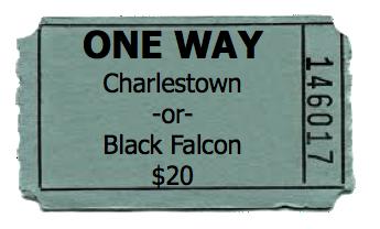 One Way - Black Falcon