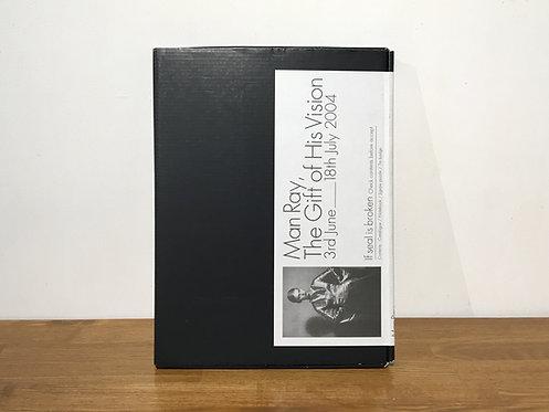 『 マン・レイ展 -まなざしの贈り物 』 カタログ