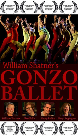 GONZO POSTER