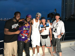 NICK CANNON SHOOT