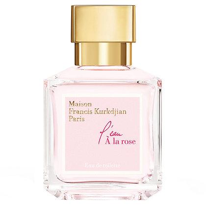 Maison FrancisKurkdjian Paris l'eau Á la rose