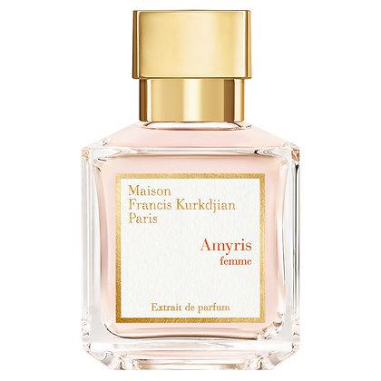 Maison Francis Kurkdjian Paris Edp. Amyris femme