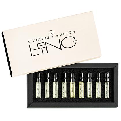 Lengling  Discovery Set 9 Extrakts de Parfum