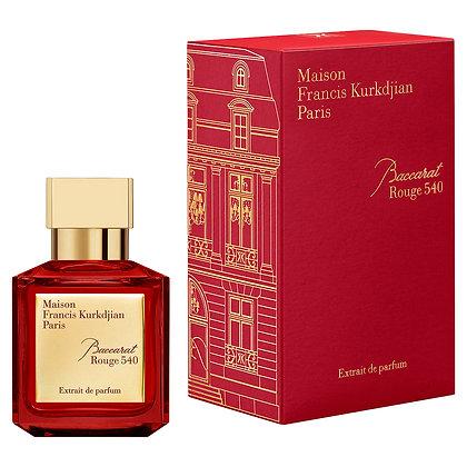 Maison Francis Kurkdjian Paris Extrait parfum Baccarat Rouge 540