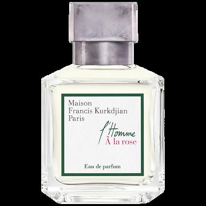 Maison Francis Kurkdjian Paris Edp.   l'Homme À la rose