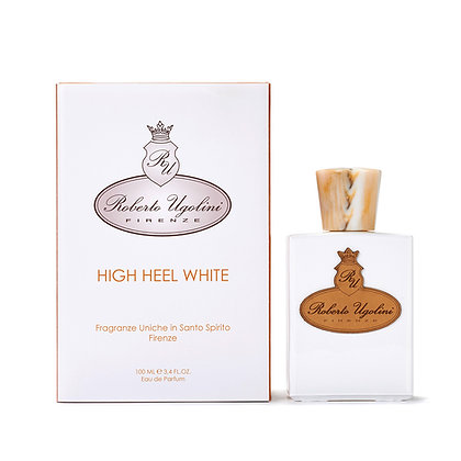 Roberto Ugolini HIGH HEEL WHITE Eau de Parfum