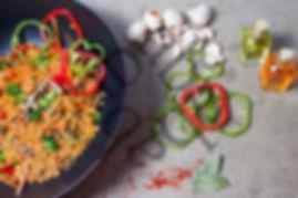 almuerzo vegetariano en chapinero