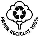 Gràfiques Forte Paper 100% Reciclat