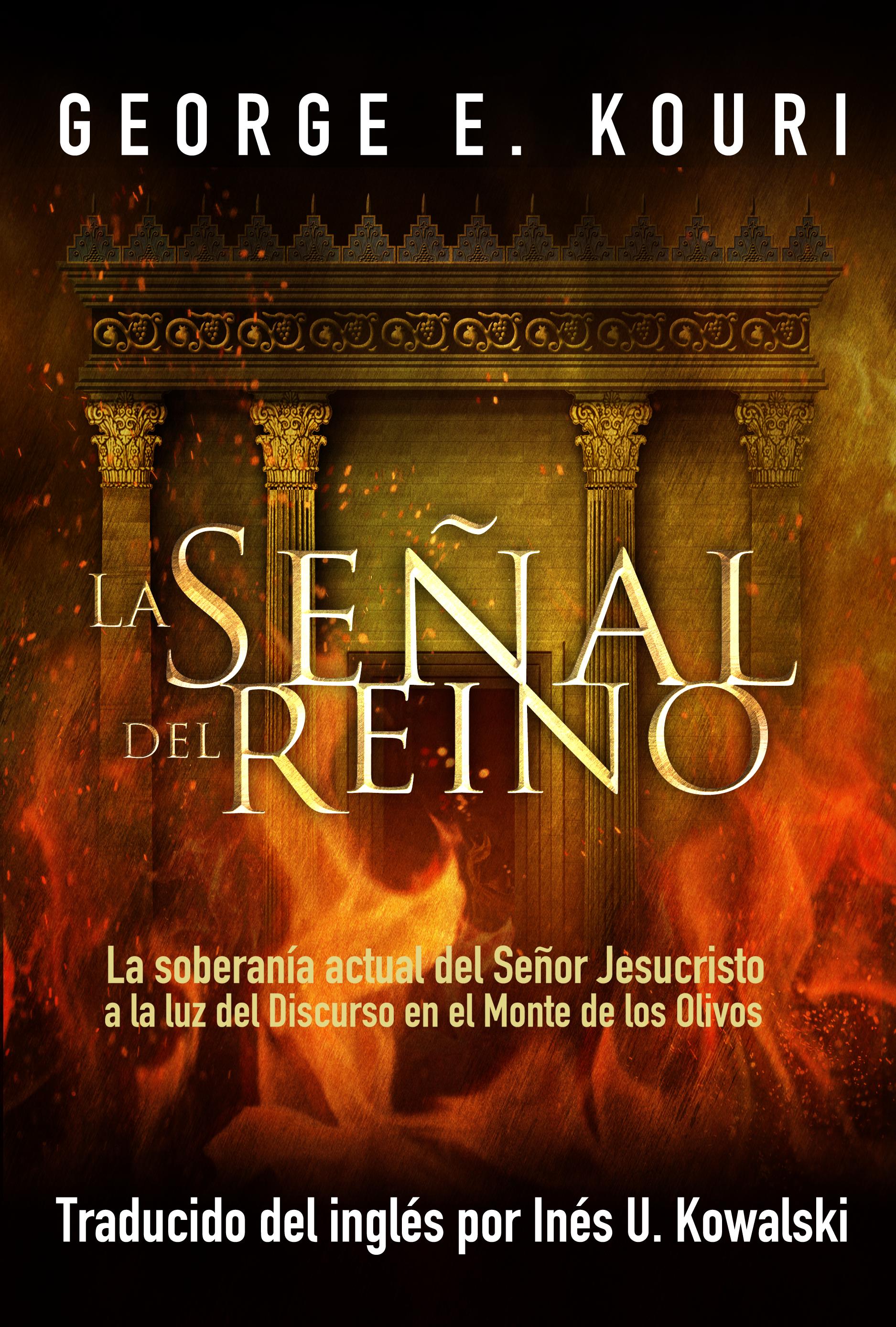 Book Cover, La Señal del Reino