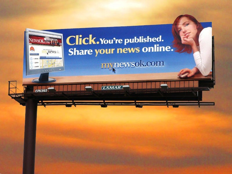 My NewsOK Billboard