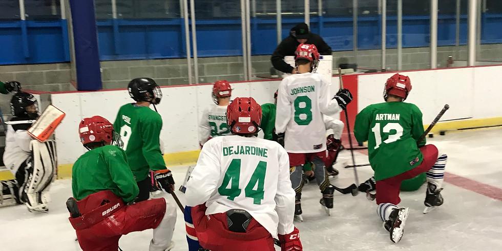 Dakota Roots Hockey School- Crosby, ND Camps (July 20-24, 2020)