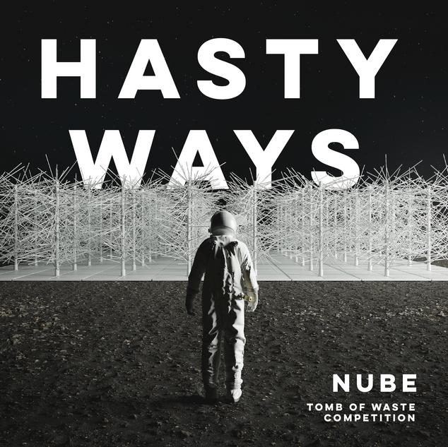 Hasty Ways | Plastic impact art installation