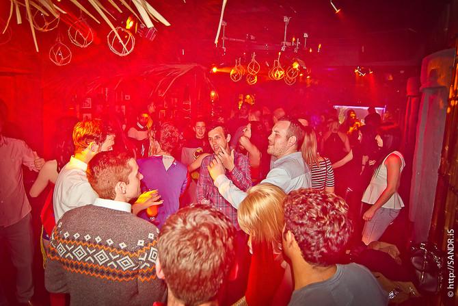 Nightclub photographer