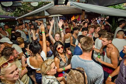 Nightclub Event Photo