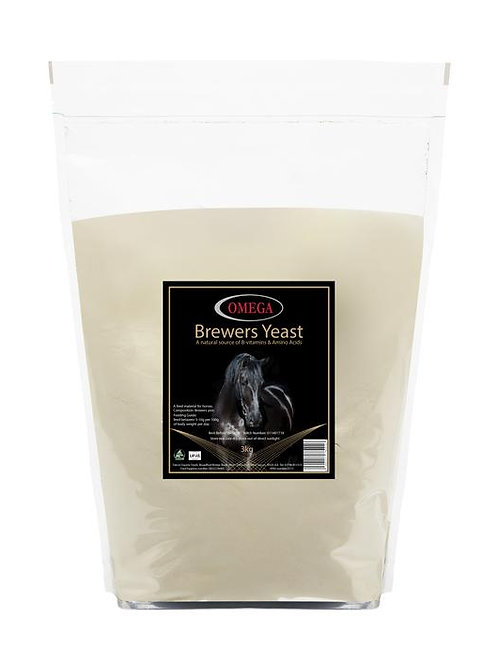 Omega Brewers Yeast