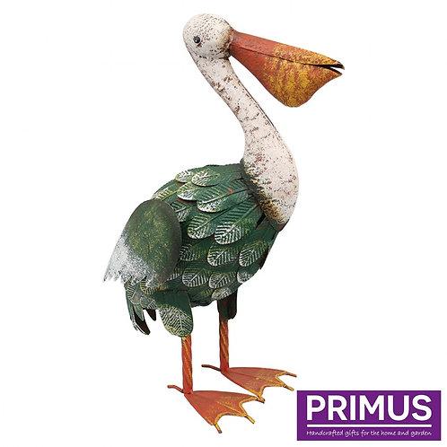 Rural Metal Pelican