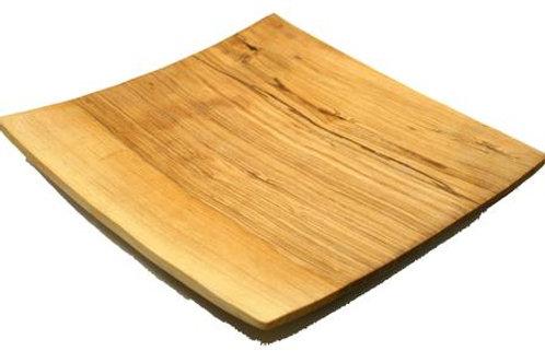 Olivewood Square Platter