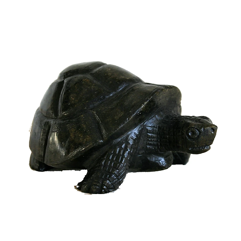 Soapstone Tortoise 10 cm