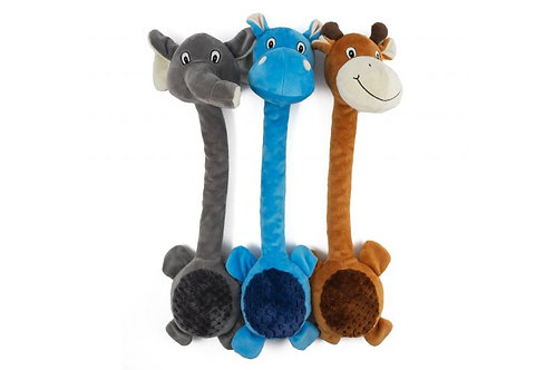 ROPEY NECK HIPPO / GIRAFFE / ELEPHANT