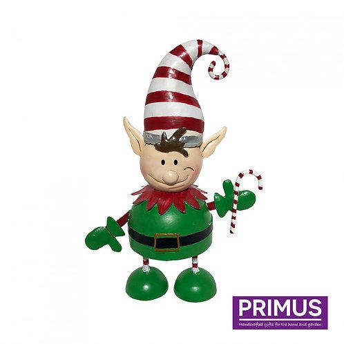 Miniature Metal Wobbling Elf
