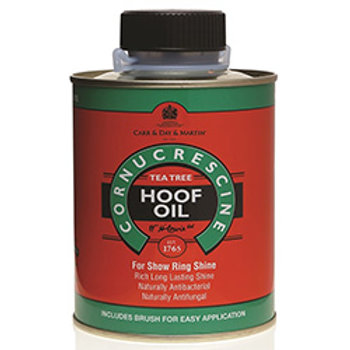 TEA TREE HOOF OIL with brush