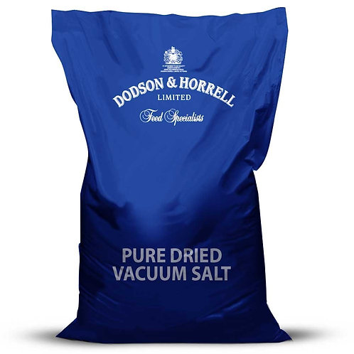 Pure Dried Vacuumed