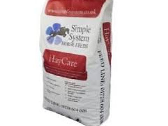 Hay Care - Timothy - Grass Nuts