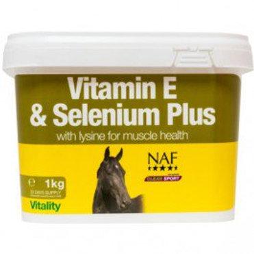 Vitamin E & Selenium Plus
