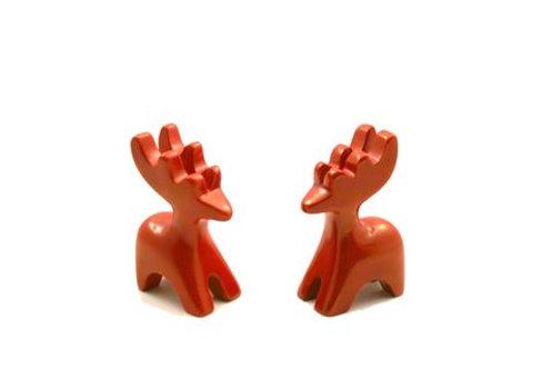 Swede the Red Elk