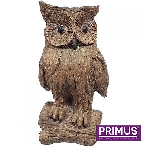 Wood Effect Owl