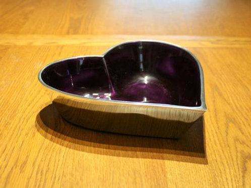 Purple Heart Bowl