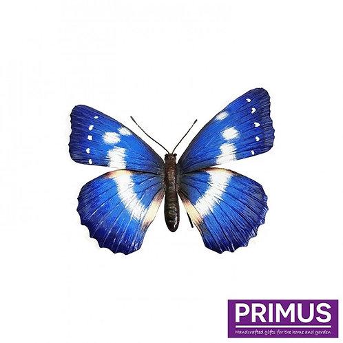 Giant Metal 3D Blue Butterfly