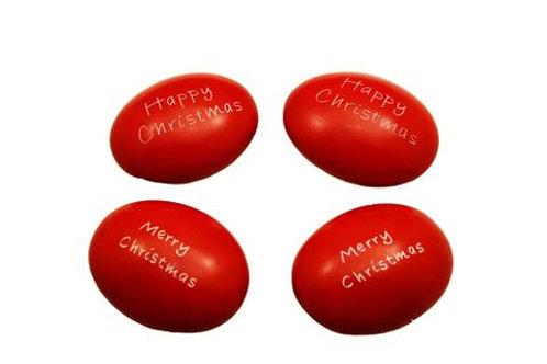 Happy Christmas Pebbles