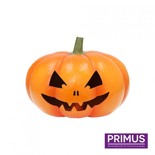 Short Pumpkin Candle Holder - Large