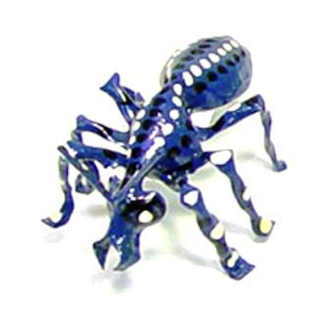 Hand Painted Tin Ant