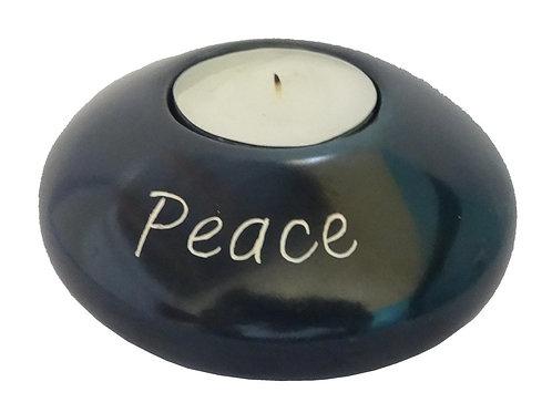 Peace  Disc Tealight