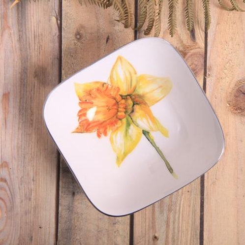 Daffodil Square Bow