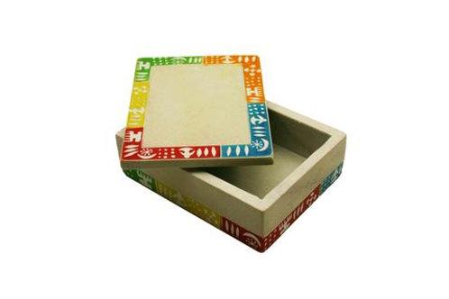 Adinkra Trinket Box