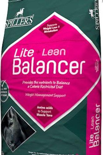 Lite + Lean Balancer