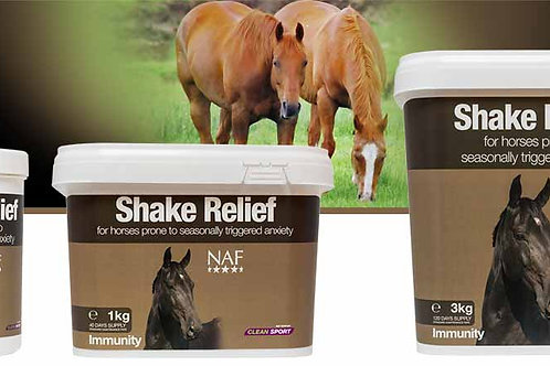Shake Relief