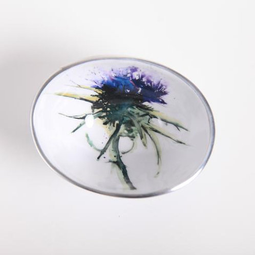 Thistle Oval Bowl Small