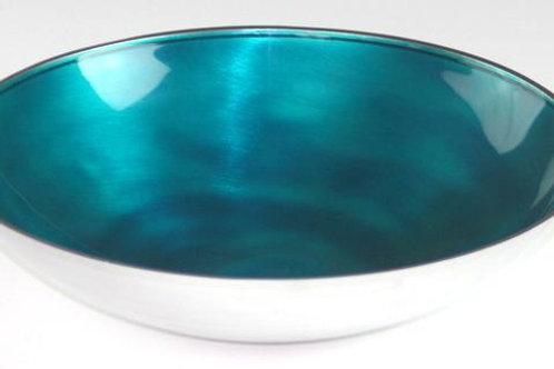 Aqua   Round Bowl Large