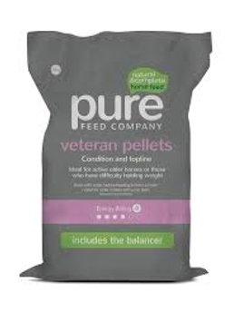 Pure Veteran Pellets