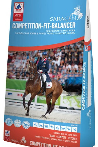 COMPETITION-FIT BALANCER