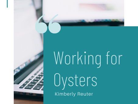 Working for Oysters