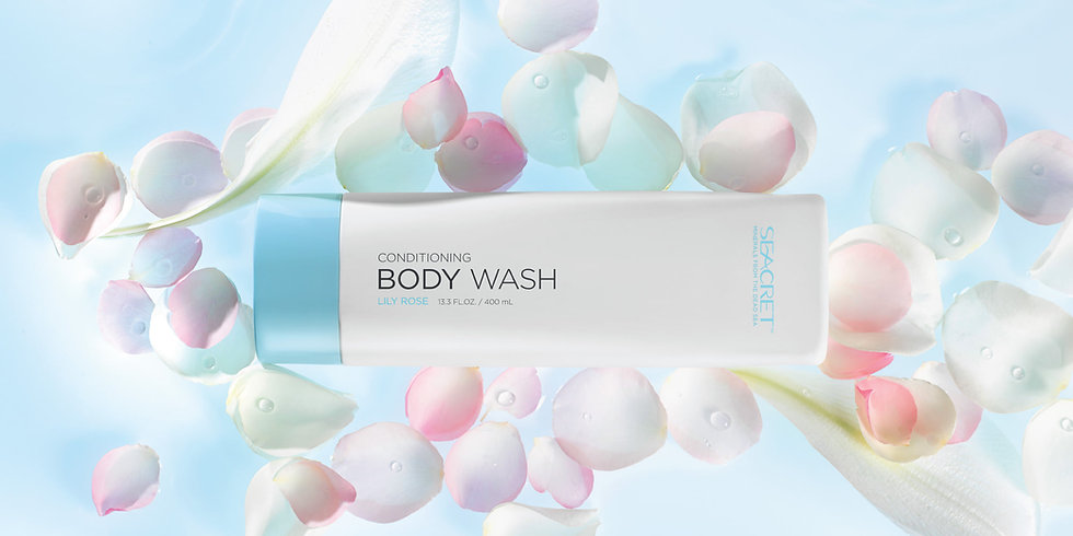 Seacret Body Wash