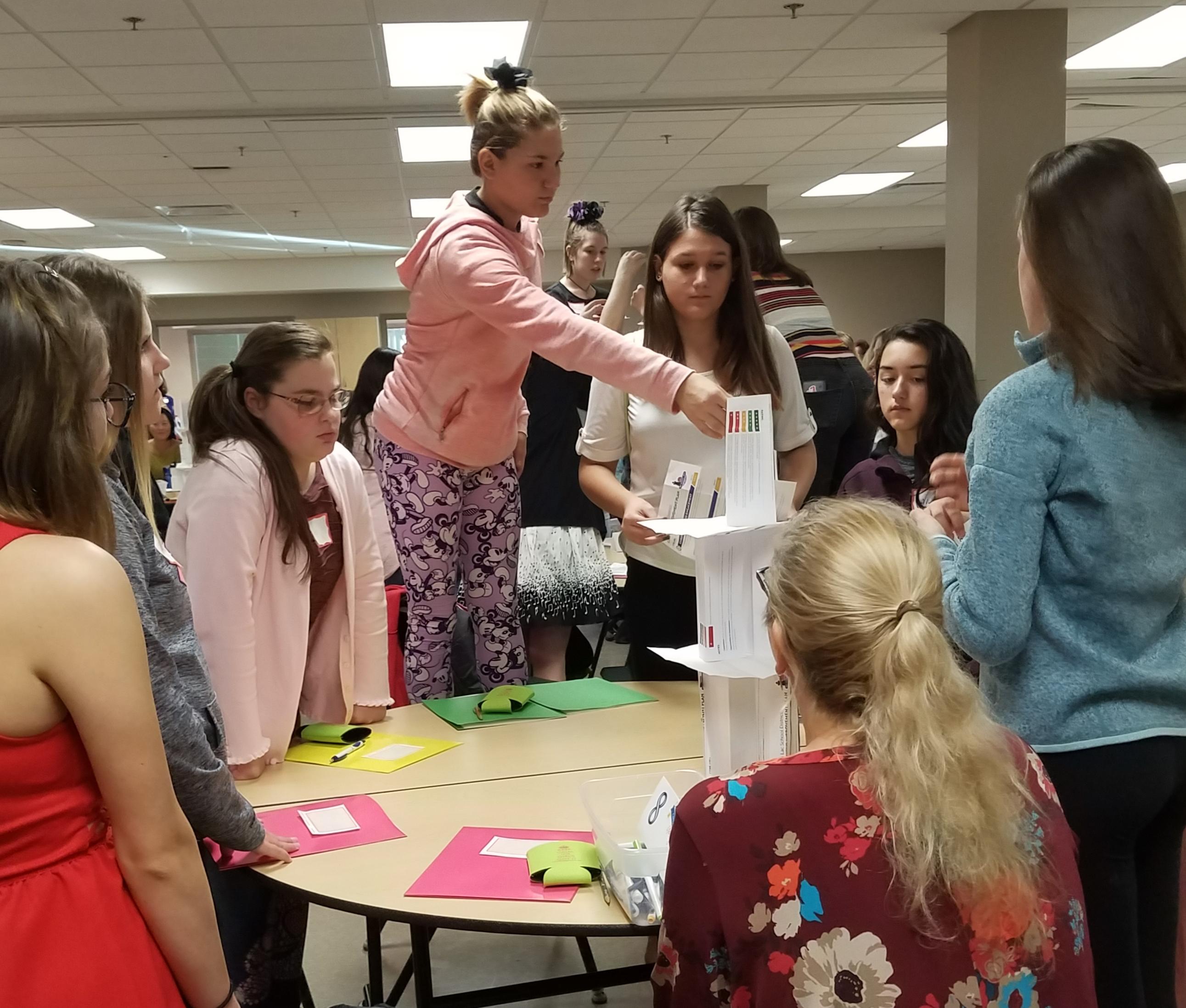 girls conf18 STEM