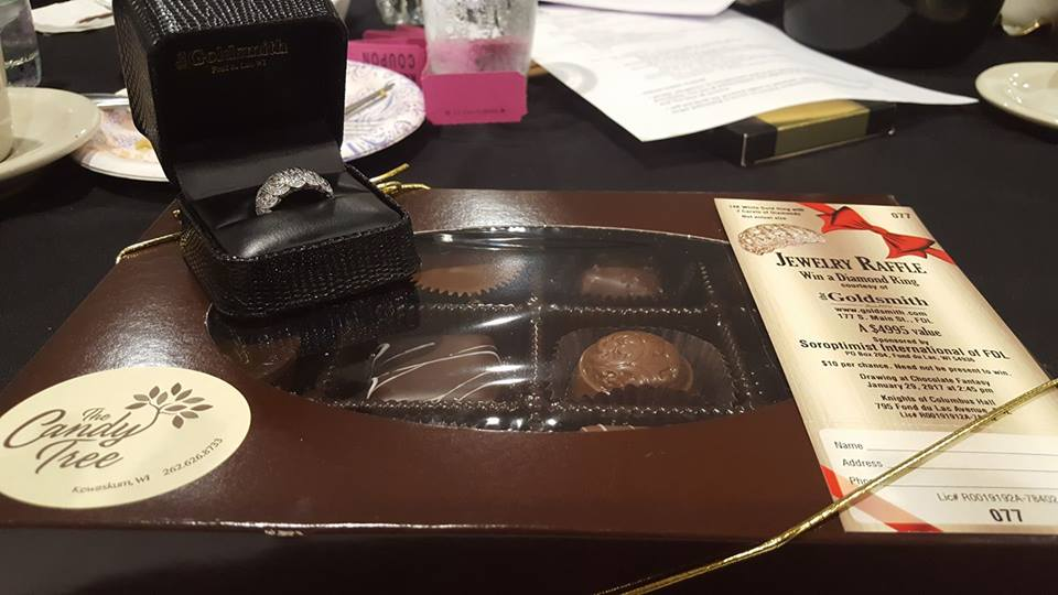 chocolate fantasy box