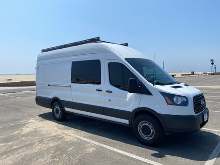 SOLD! 2018 Ford Transit 250 High Roof Extended